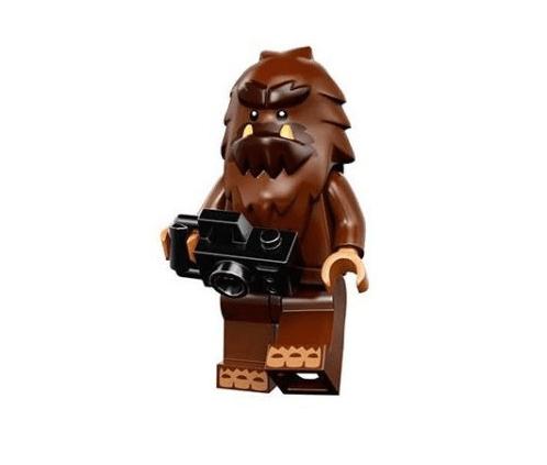 Lego Bigfoot