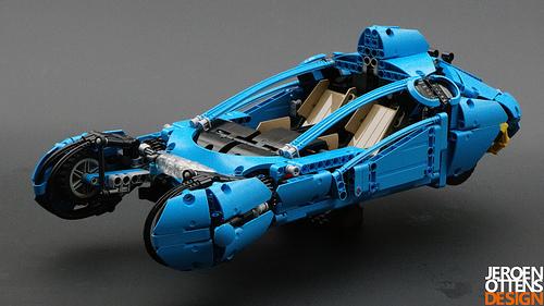 Lego Technic Bladerunner Spinner