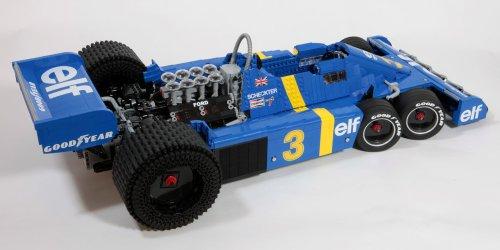 Lego Tyrrell P34 Formula 1