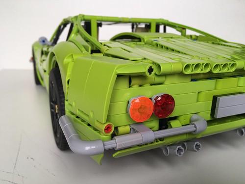 Dino The Lego Car Blog