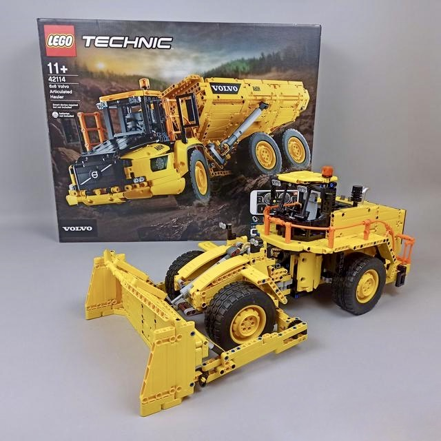 My Other Piece of Earthmoving Equipment is Also a Volvo