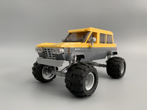 Off-Road at Any Speed