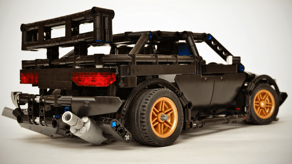 Lego Technic Subaru Impreza WRX   THE LEGO CAR BLOG Lego Technic Subaru Impreza WRX