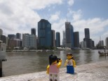 Boxing Day shopping trip to Brisbane