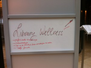 Library Wellness