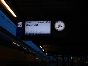 Utrecht to... oh well NS :(