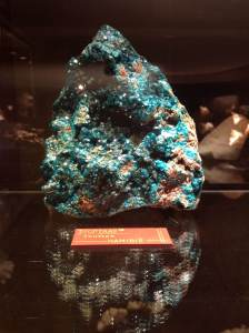 Dioptase from Namibia