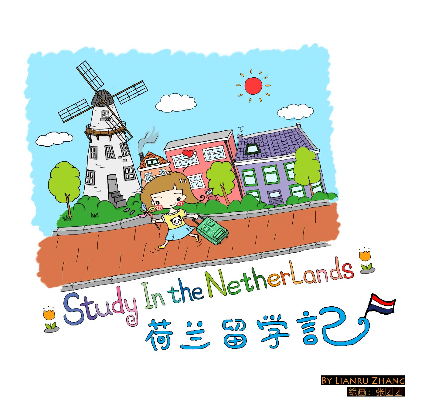 Study in Holland with this €5,000 scholarship – Masters ...