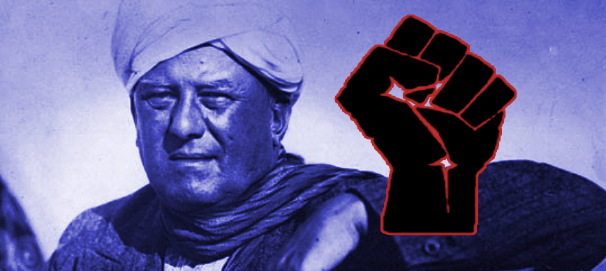 Aleister Crowley's a Leftist? Politics straight from the Beast