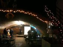 Tunnel set up