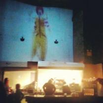 Ronald McDonald and the advert reel