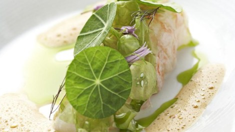 New Nordic fish salad