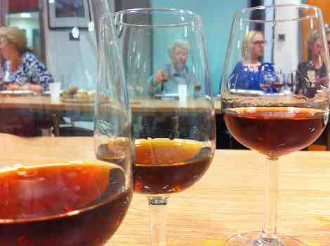 Fortified wines, take your pick
