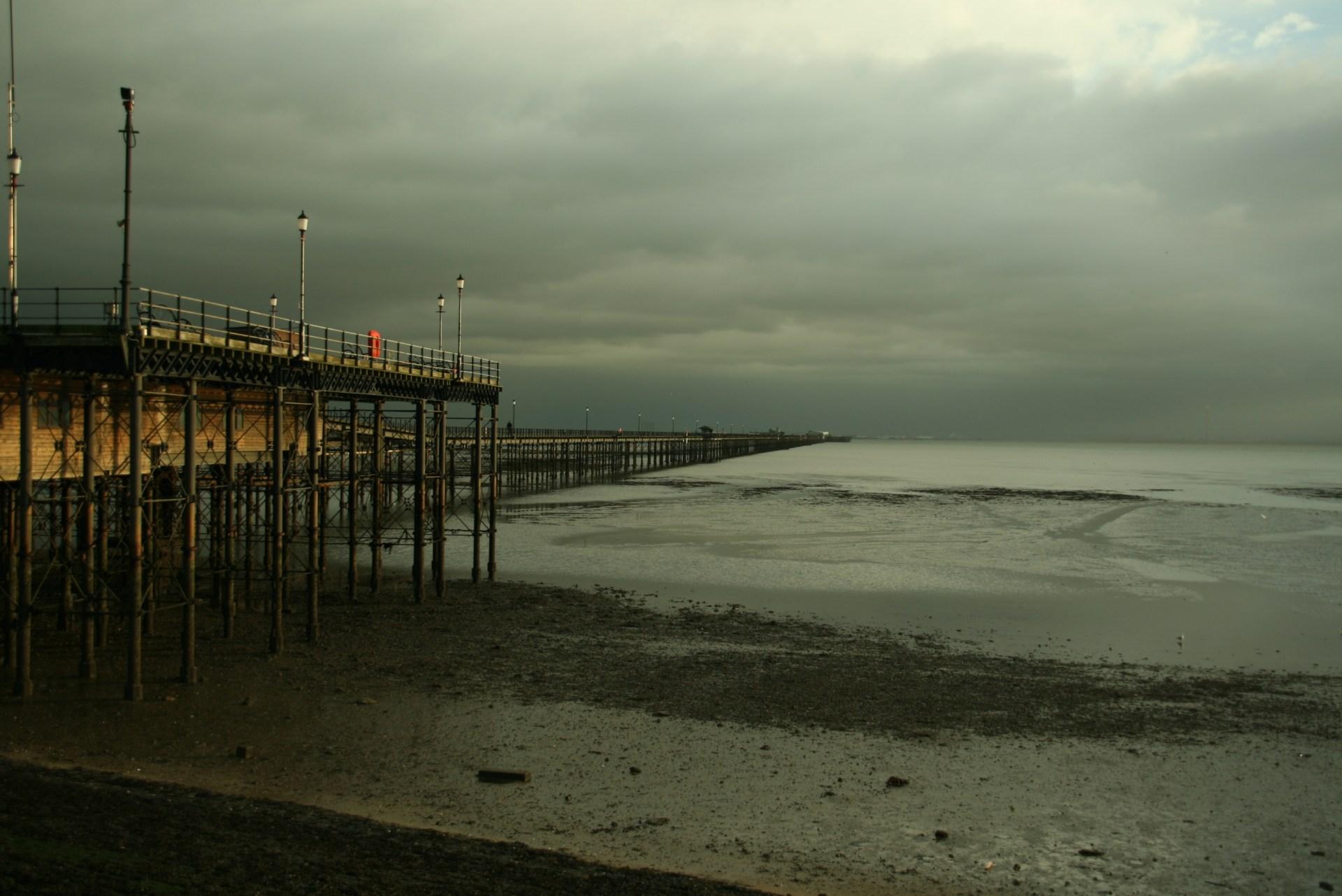 Southend has the world's longest pier
