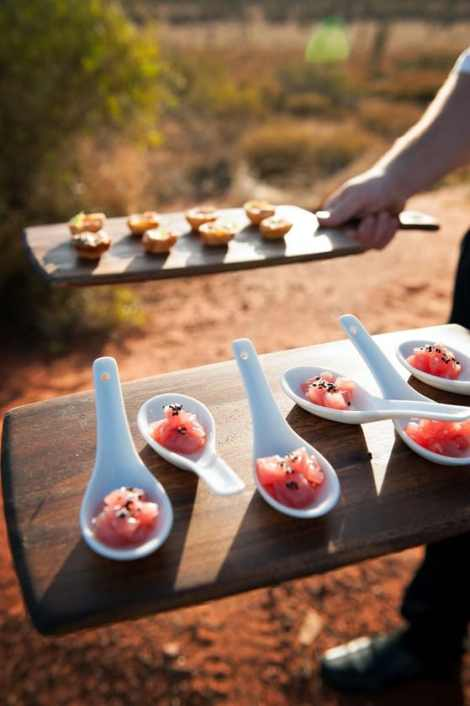 Fine dining in the red hot centre of Australia