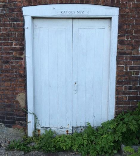 One of Rye's many eye-catching doors