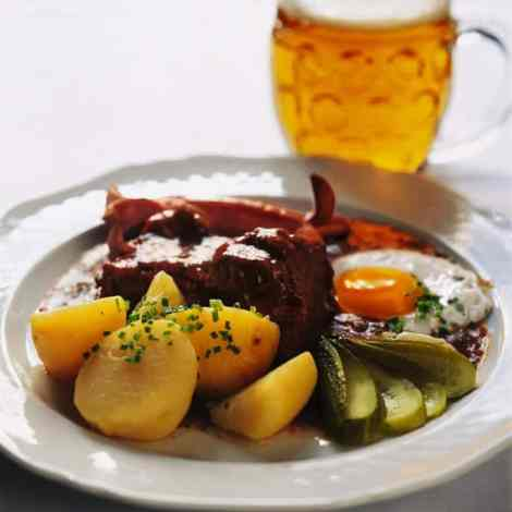 Lean to cook Goulash, a Viennese specialty made with beef and paprika
