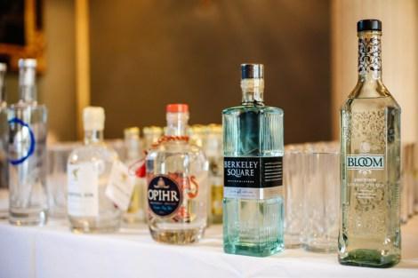 Gin is enjoying a boom in popularity