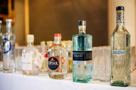 Gin is enjoying a boom in popularity
