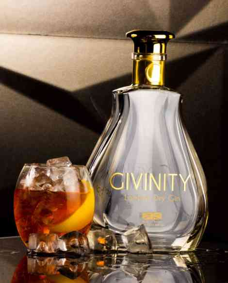 Givinity is aiming for the premium gin market