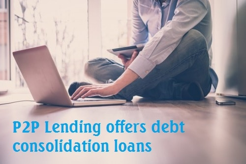 Debt Consolidation Loans For Non Homeowners