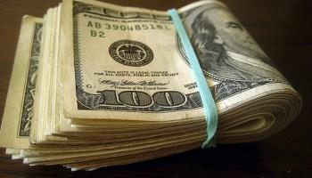 $100 bill Flicker user 401(K) 2012
