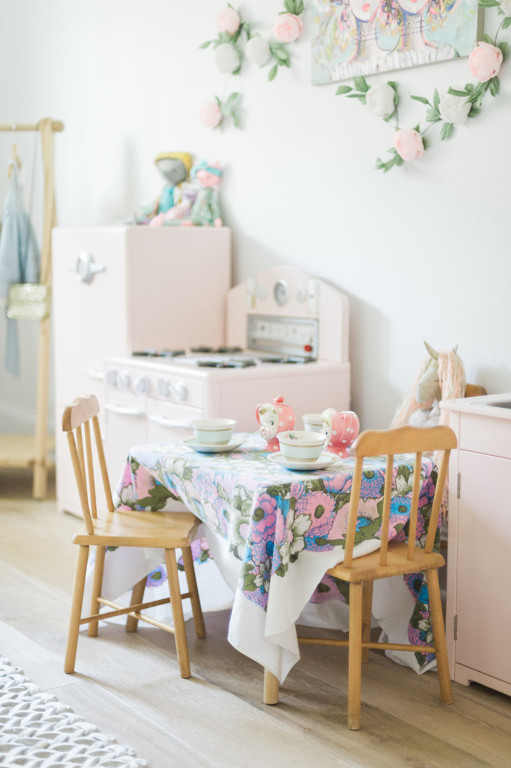 Little Girl Room Ideas with Purpose - The Leslie Style on Decorations For Girls Room  id=47307