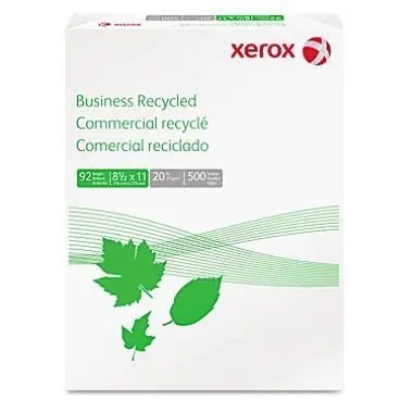 Multipurpose Recycled Paper