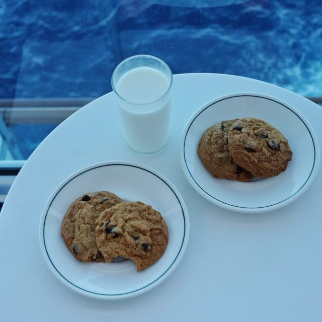 Milk and Cookie Room Service