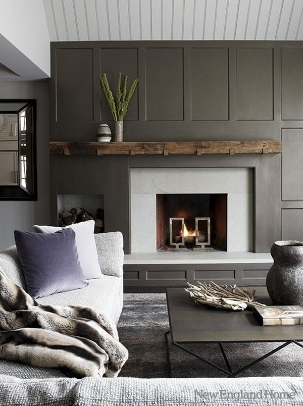 Beckie S Fireplace Makeover The Lettered Cottage