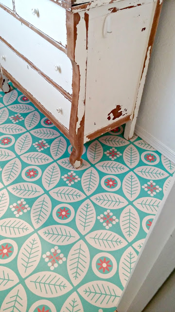 Peel And Stick Stair Risers Amp Floor Tiles And Pretty Wood