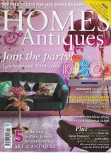Homes and Antiques Nov