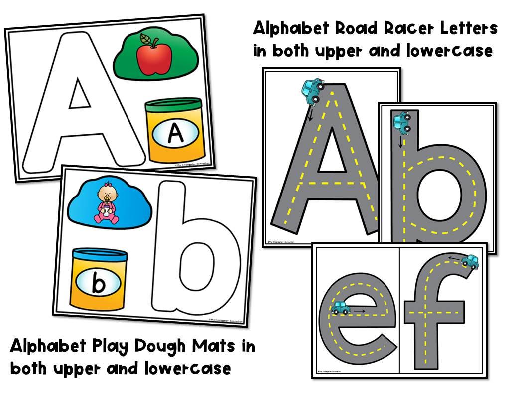 Alphabet Centers And Activities For Pre K And Kindergarten