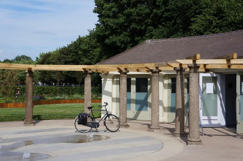 The Level Communities Forum Pavilions Use Questionnaire