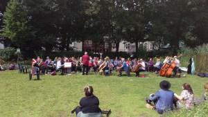 Brighton & Hove Arts Orchestra - The Level