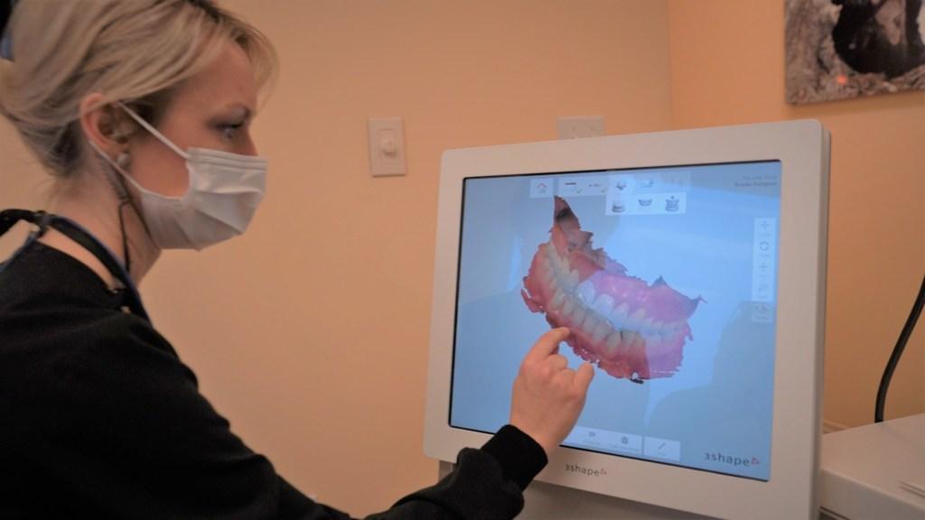 Ophira Group 3D dental scan 2
