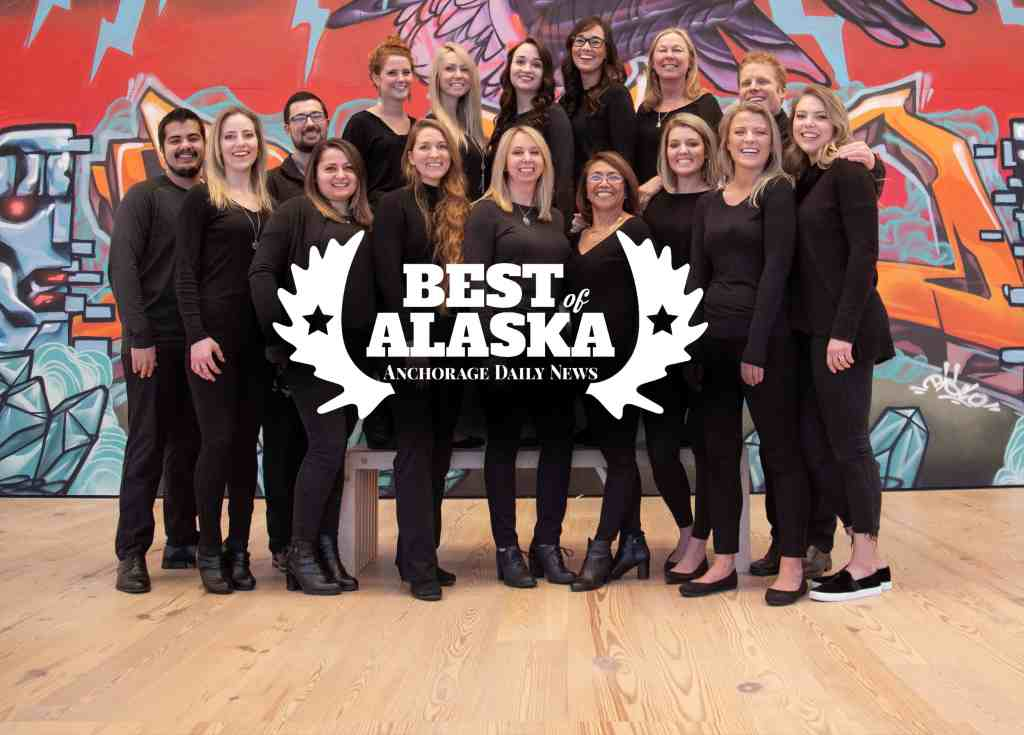 the libby group anchorage daily news best of alaska team photo