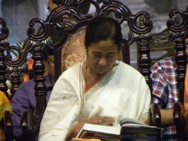 Mamta Banerjee.
