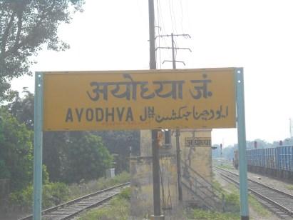 Ayodhya-Babri Masjid