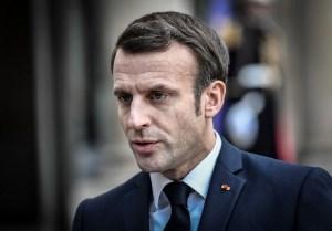 Emmanuel Macron- President of France
