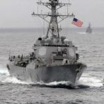 China Warns US Over Naval Patrol