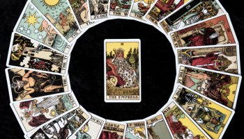 Poetry of the Tarot: The High Priestess