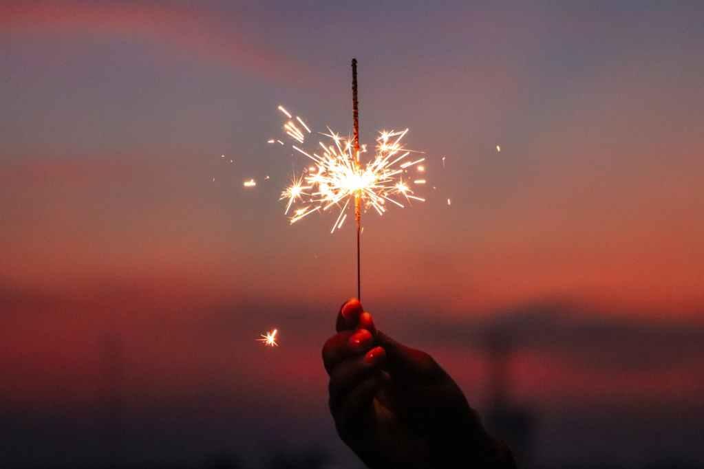 shallow focus photography of firecracker