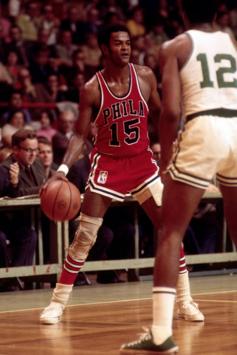 76ers red 1970