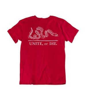 Unite, or Die