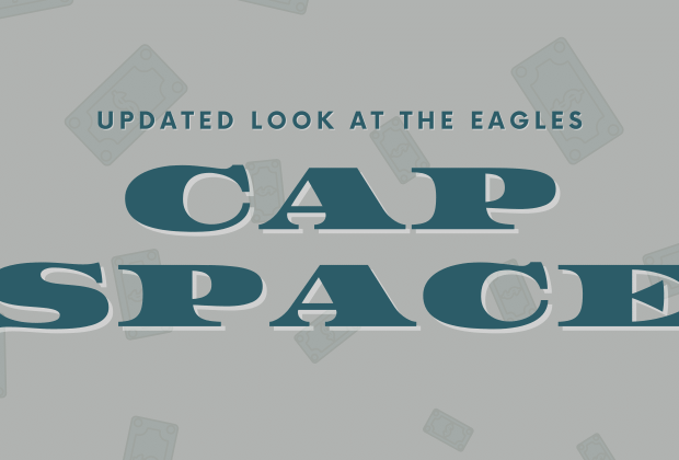Eagles Cap Space