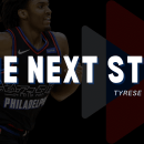 Tyrese Maxey Next Step