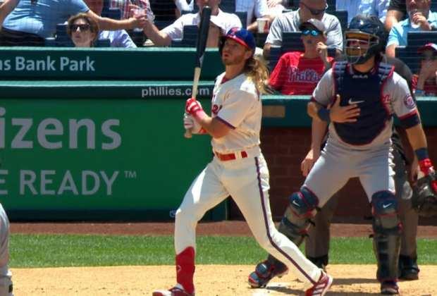 Phillies Travis Jankowski