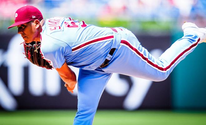Phillies Ranger Suarez