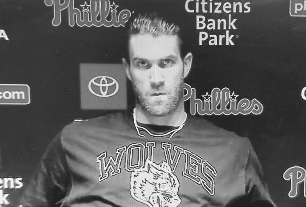 Bryce Harper Phillies Nationals